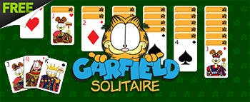 Garfield Solitaire - image