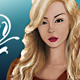 Girls With Secrets - Search key locations, collect evidence, interview suspects and catch a murderer in the hidden object game Girls With Secrets. - logo