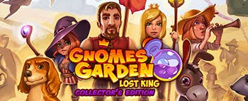 Gnomes Garden: Lost King Collector's Edition - image