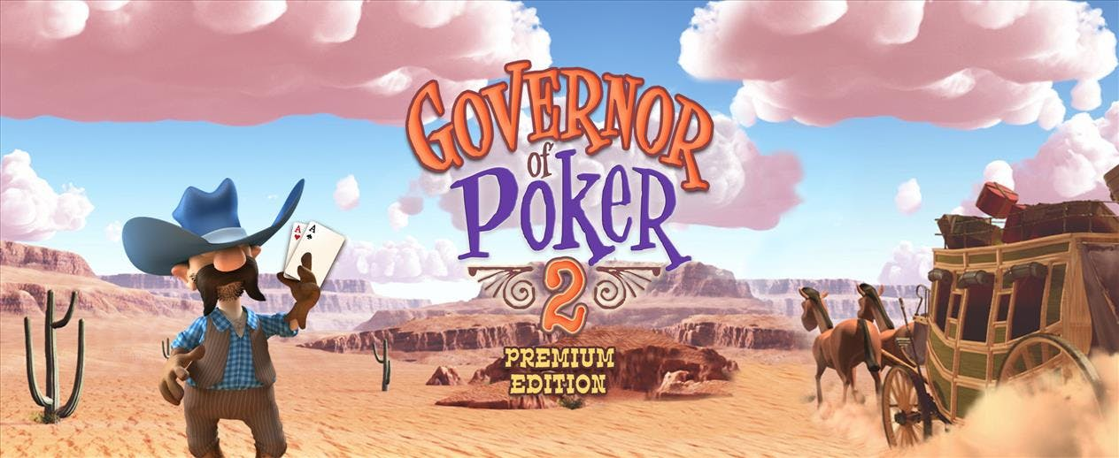 Governor of Poker 2 Premium Edition - A great poker game for all skill levels!