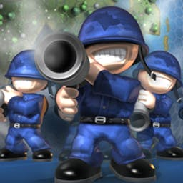 Great Little War Game - Who knew war could be cute? Great Little War Game delivers adorable action within a highly enjoyable tactical war game! - logo
