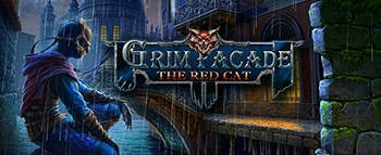 Grim Facade: The Red Cat - image