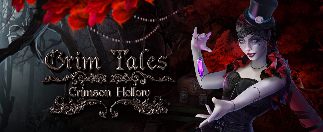 Grim Tales: Crimson Hollow -  - image