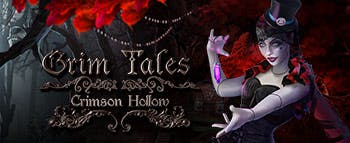 Grim Tales: Crimson Hollow - image