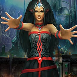Grim Tales: The Stone Queen - The Stone Queen is furious and out for revenge. Find out why in Grim Tales: The Stone Queen, an adventure game! - logo