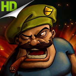 Guerrilla Bob HD - Guerrilla Bob offers stunning visuals, cross-platform multiplayer and more! - logo