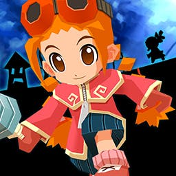 Gurumin: A Monstrous Adventure - Help friendly monsters in the role-playing game Gurumin: A Monstrous Adventure! - logo
