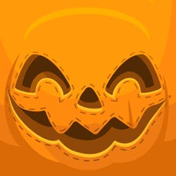 Halloween Patchwork: Trick or Treat! - Put together 120 jigsaw-style puzzles in Halloween Patchwork: Trick or Treat! - logo