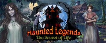 Haunted Legends: The Secret of Life - image