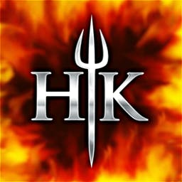 Hell's Kitchen - Play in the kitchen of the hit TV show as you master 5-star recipes! - logo
