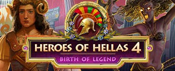 Heroes of Hellas 4: Birth of Legend - image