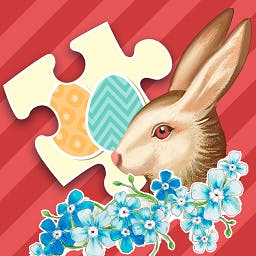 Holiday Jigsaw Easter 4 - Holiday Jigsaw. Easter 4: 500 holiday photos will provide many memorable experiences this year! - logo