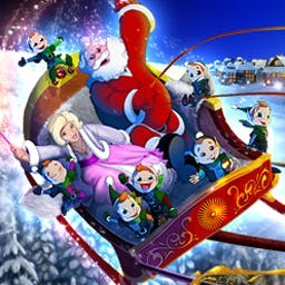 Holly - A Christmas Tale Deluxe - Help Santa find hidden toys in Holly - A Christmas Story Deluxe! - logo