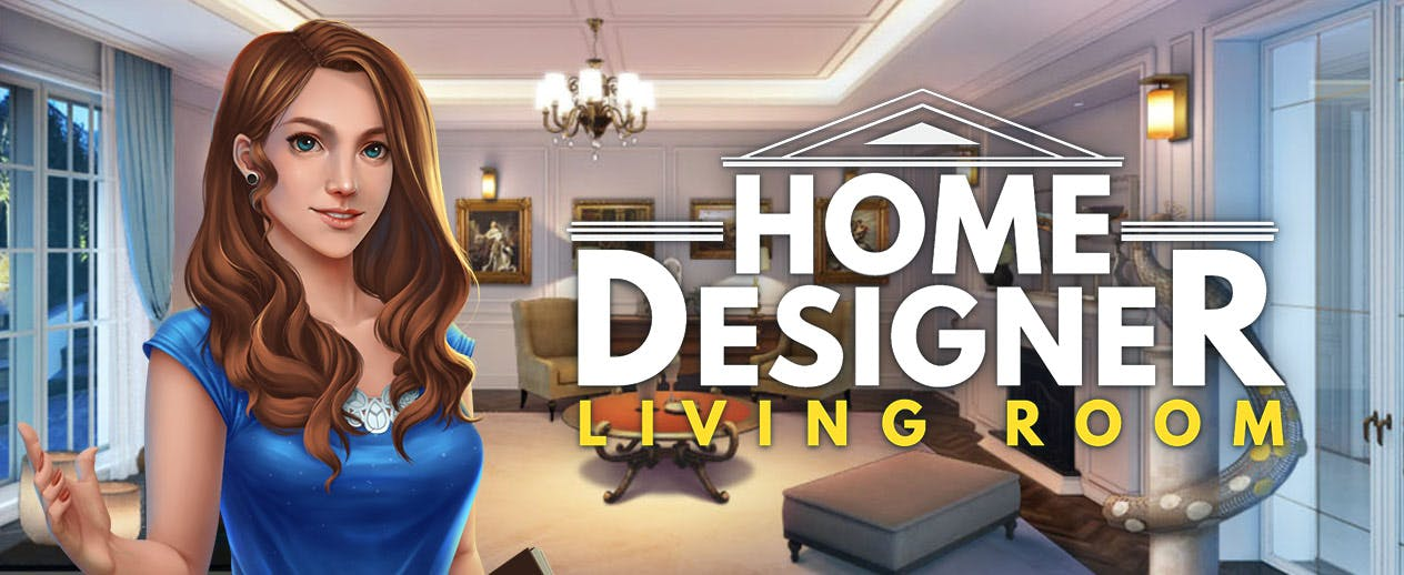 Home Designer: Living Room - Redecorate the Living Room!