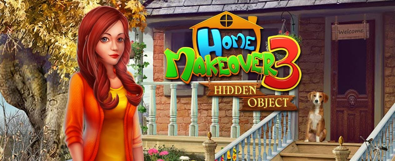 Home Makeover 3: Hidden Object - Emma needs your help!