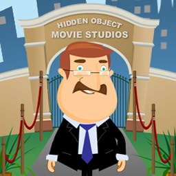 "Hidden Object Studios - I'll Believe You Special Edition - Watch ""I'll Believe You"" in the screening room, pay attention to the props in each scene, and then find them on lcoation in Hidden Object Studios! - logo"