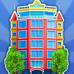 Hotel Mogul - The point-and-click fun of Hotel Mogul will have you laughing all the way to the bank. Play now on your Android device! - logo