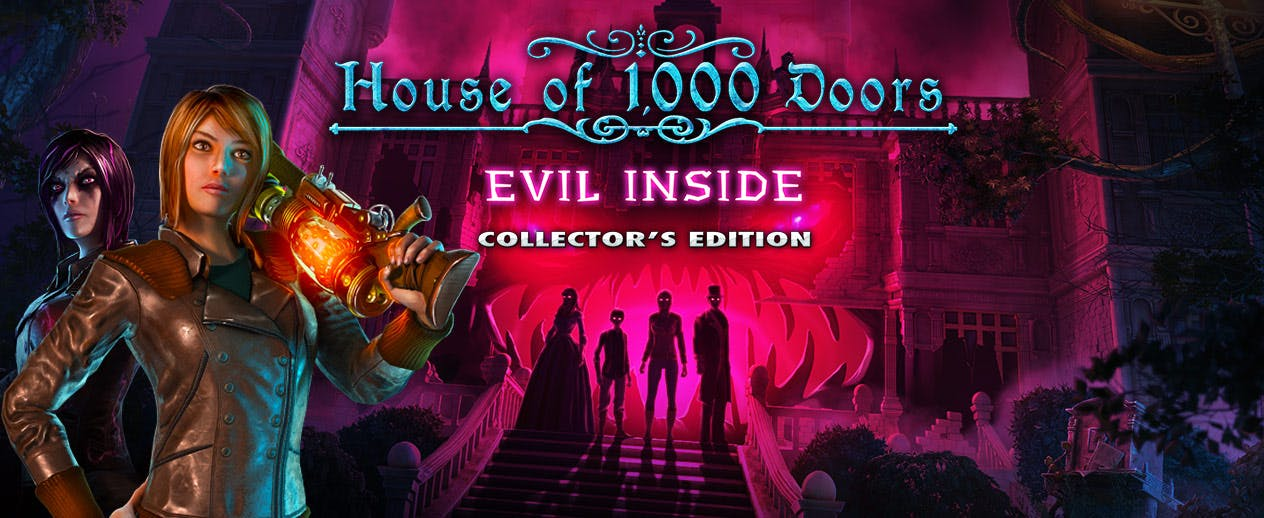 House of 1000 Doors: Evil Inside Collector's Edition -  - image