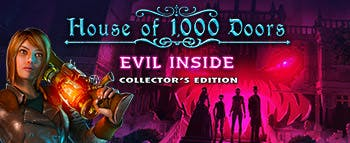 House of 1000 Doors: Evil Inside Collector's Edition - image