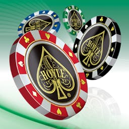 Hoyle Casino Games 2011 - Get in on the fun with Hoyle Casino Games 2011!  Play slots, blackjack, poker, Keno, and more. - logo