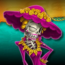 IGT Slots Day of the Dead - In IGT Slots Day of the Dead, you'll win big with 4 great slot machines from IGT! - logo