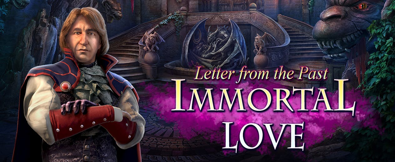 Immortal Love: Letter From The Past - Save your true love from a tragic fate - image