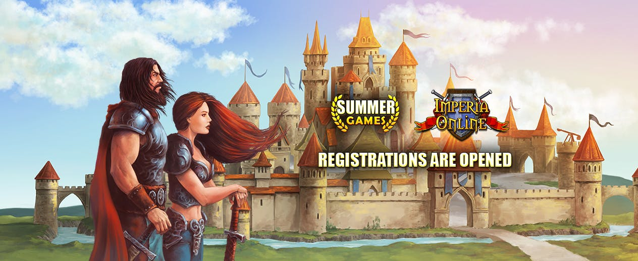 Imperia Online - What's your strategy?