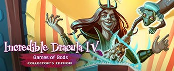 Incredible Dracula 4: Games Of Gods Collector's Edition - image