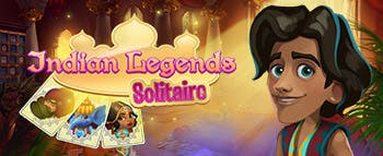 Indian Legends Solitaire - image