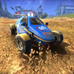 Insane 2 - Insane 2 offers 10 multiplayer game modes and new innovations in the off-road racing genre. More than 150 races take place around the world! - logo