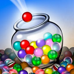 Jar of Marbles Premium Edition - * Editor's Pick * Jar of Marbles is a match-3 puzzle game that utilizes realistic physics! Play it now on your Android device. - logo
