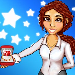 Jewelleria - Design and sell your own jewelry to make dreams come true in Jewelleria! - logo