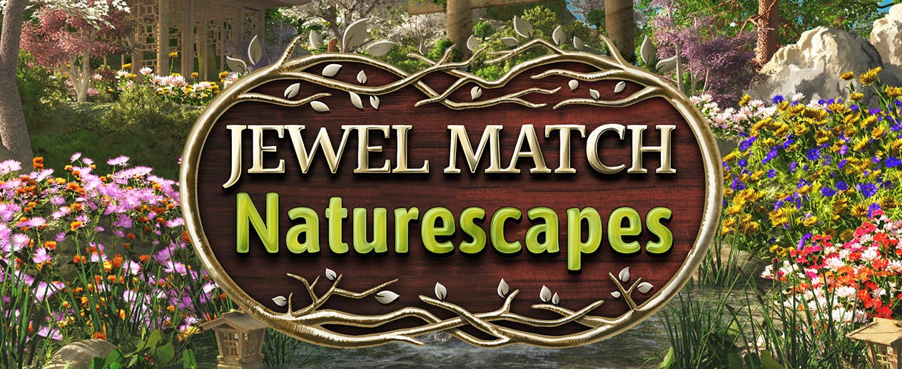 Jewel Match Naturescapes - Match through nature! - image