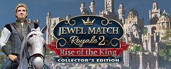 Jewel Match Royale 2: Rise of the King Collector's Edition - image