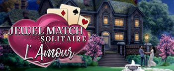 Jewel Match Solitaire: L'Amour - image