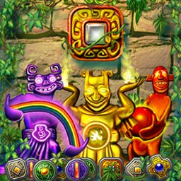 Jungle Quest - Embark on an amazing journey to find the Fountain of Youth in Jungle Quest! - logo