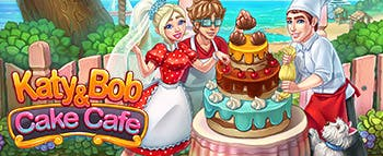 Katy and Bob: Cake Cafe - image