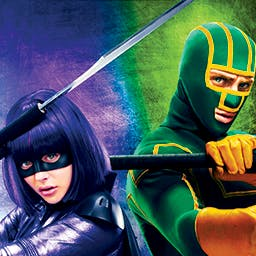 Kick-Ass 2 - Dive into an exciting, action-packed adventure and relive the incredible scenes from the Hollywood blockbuster 'Kick-Ass 2' - logo
