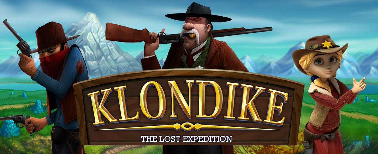 Klondike: The Lost Expedition - Explore the Klondike!