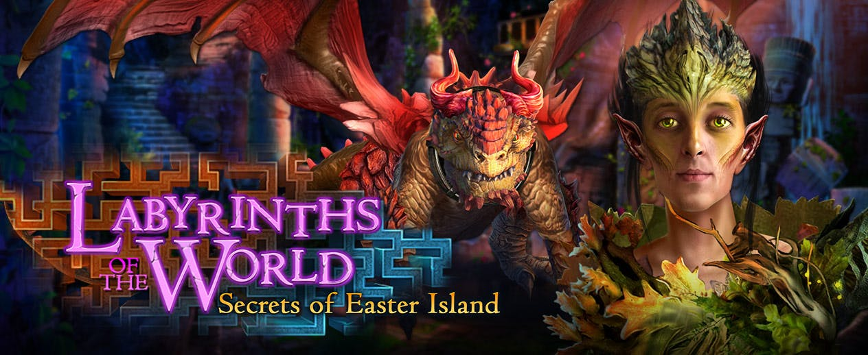 Labyrinths of the World: Secrets of Easter Island - Can you stop the destruction? - image