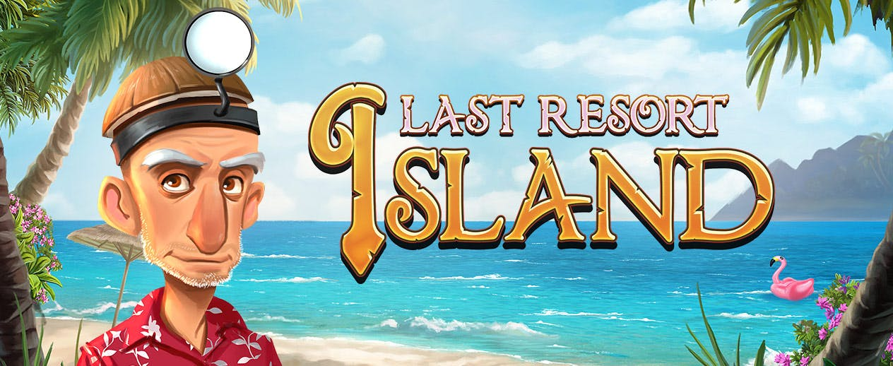 Last Resort Island - Will you make it back into normal life? - image