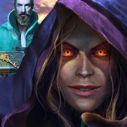League of Light Wicked Harvest - Play the hidden object game League of Light Wicked Harvest today! Who - or what - took the children? - logo