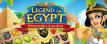 Legend of Egypt: Pharaoh's Garden - image