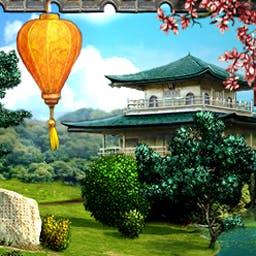 Liong - The Lost Amulets - Liong: The Lost Amulets combines hidden object and tile-matching gameplay! - logo