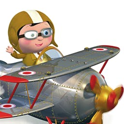 "Little Boy: Shane's Plane - Based on the popular ""Little Boy"" books, Little Boy: Shane's Plan will take your preschooler on a high-flying adventure! - logo"