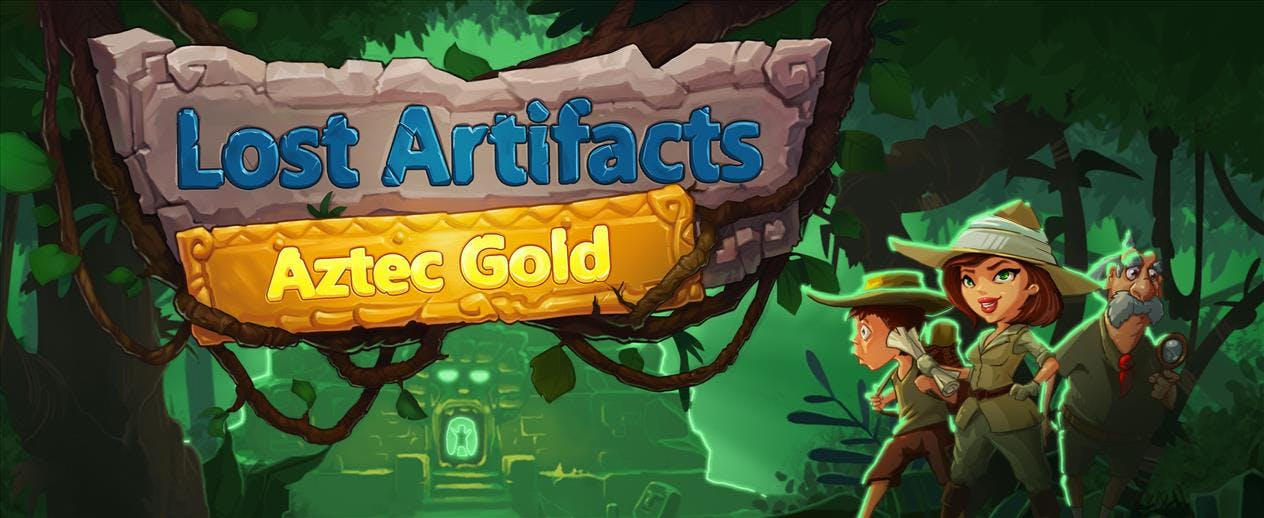 Lost Artifacts Collector's Edition - Lost Artifacts Collector's Edition - image