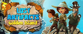 Lost Artifacts Golden Island Collectors Edition - image