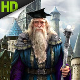 Magic Academy: Hidden Castle - Enter The Magic Academy to find your sister in this hidden object mystery from the makers of Mysteryville!  It's Magic Academy: Hidden Castle! - logo