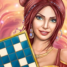 Magic Griddlers - Rescue the world's magical pets by playing through 120 mosaic-style puzzle levels in Magic Griddlers. - logo