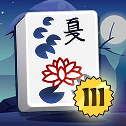Mahjong Deluxe 3 - Mahjong Deluxe 3 is the newest entry in the popular Mahjong series of casual games produced by award-winning game developer EnsenaSoft. - logo
